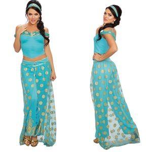 Dreamgirl Arabian princess costume